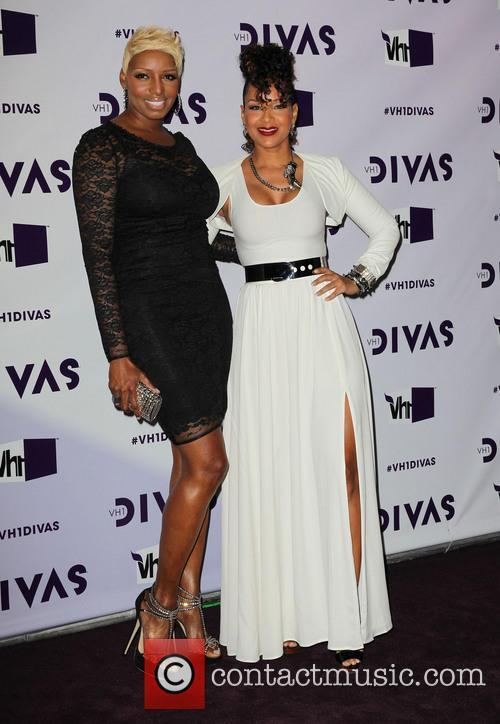 Nene Leakes and Vh1 Divas 5