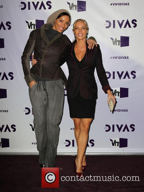 Nicole Murphy; Jessica Canseco VH1 Divas 2012 held...