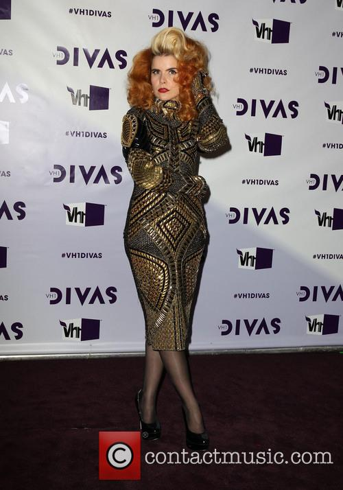 Paloma Faith and VH1 Divas 4