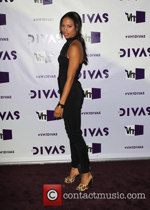 Taylour Paige VH1 Divas 2012 held at The...
