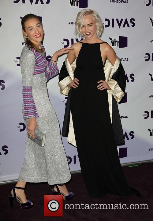 The Dolls VH1 Divas 2012 held at The...
