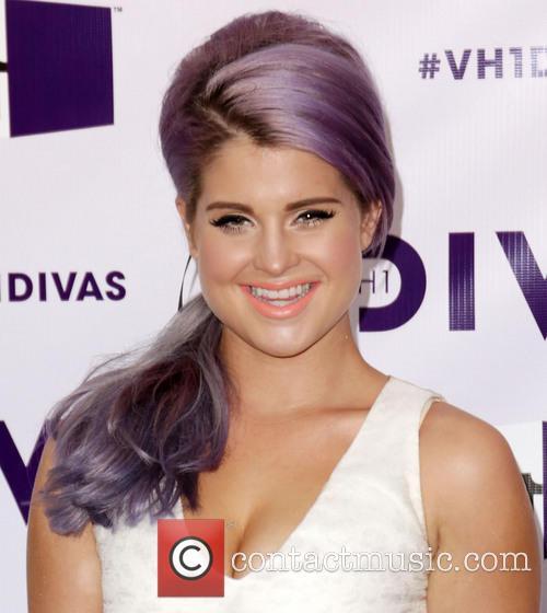 Kelly Osbourne VH1 Divas 2012 held at The...