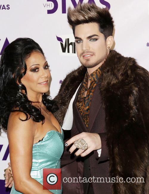 Sheila E and Adam Lambert 5