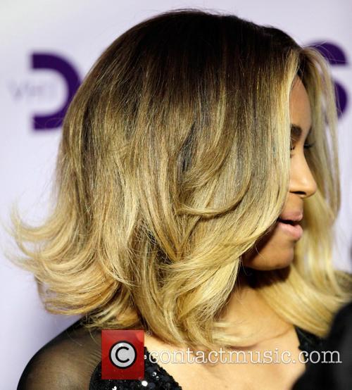 Ciara (hair detail) VH1 Divas 2012 held at...