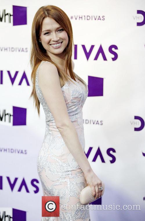 Ellie Kemper VH1 Divas 2012 held at The...