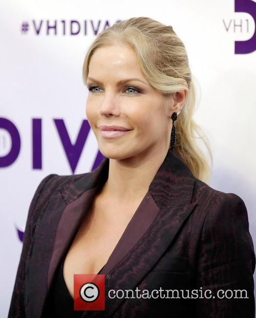 Jessica Canseco VH1 Divas 2012 held at The...