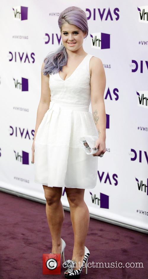Kelly Osbourne and VH1 Divas 9