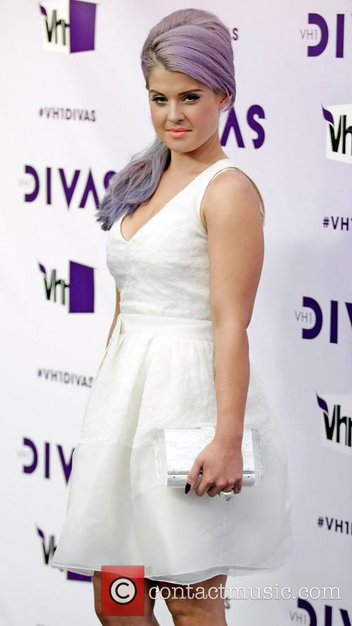 Kelly Osbourne and VH1 Divas 8