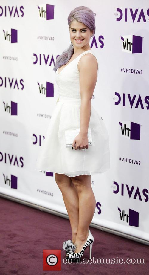 Kelly Osbourne and VH1 Divas 7