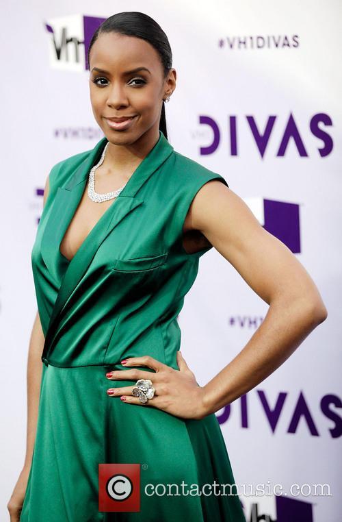 Kelly Rowland VH1 Divas 2012 held at The...