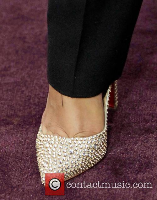 Keri Hilson (shoe detail) VH1 Divas 2012 held...