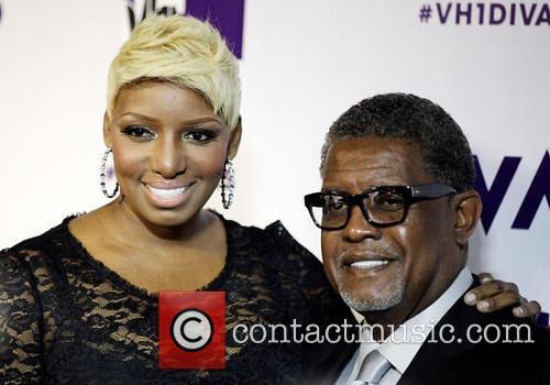 Nene Leakes; ex-husband Gregg Leakes VH1 Divas 2012...