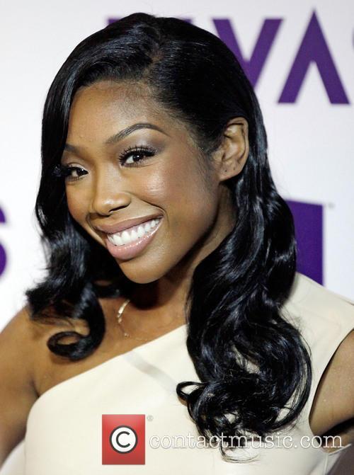 Singer Brandy VH1 Divas 2012 held at The...