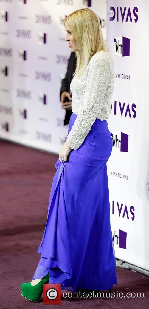 Singer Natasha Bedingfield VH1 Divas 2012 held at...