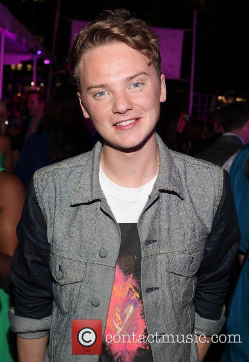 Conor Maynard Viacom Premier Launch Party - Inside...