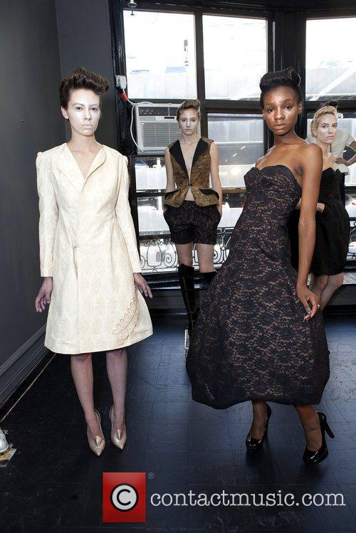 models mercedes benz new york fashion week 5911656