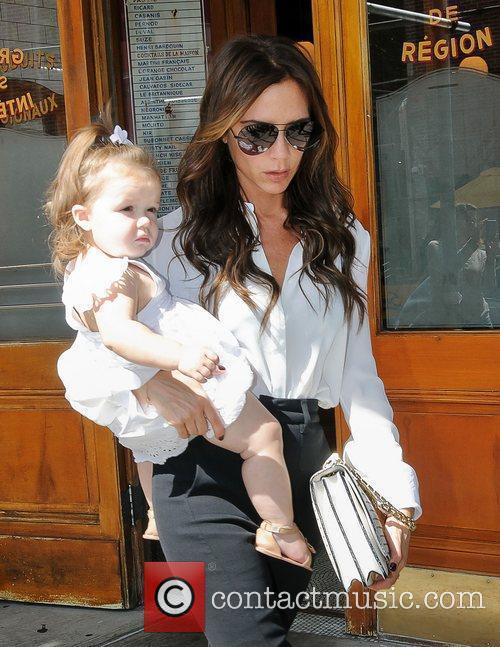 Victoria Beckham and Pastis 2