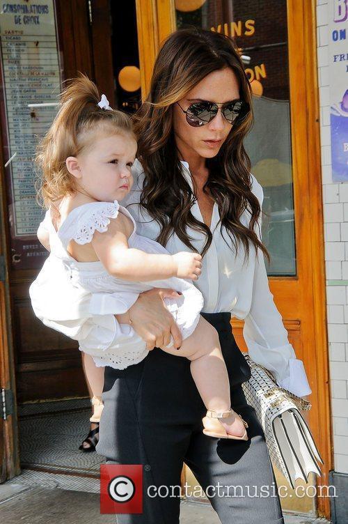Victoria Beckham and Pastis 5