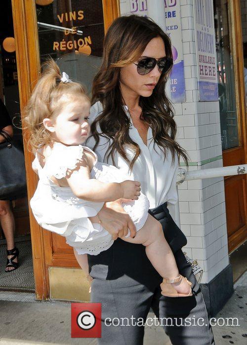 Victoria Beckham and Pastis 6