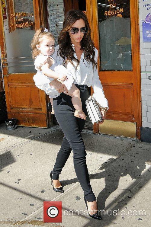 Victoria Beckham and Pastis 7