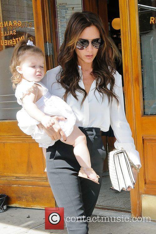 Victoria Beckham and Pastis 8