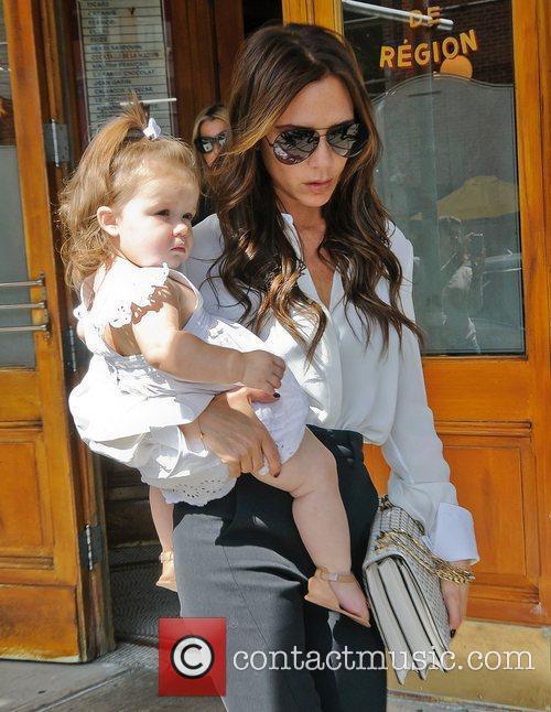 Victoria Beckham and Pastis 9