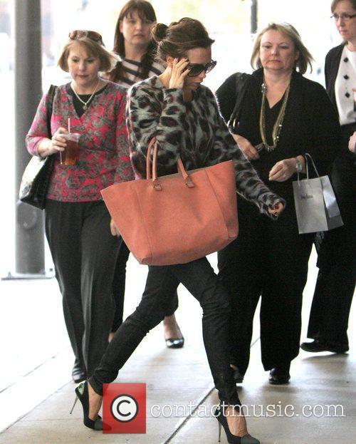 Victoria Beckham and Nieman Marcus 9