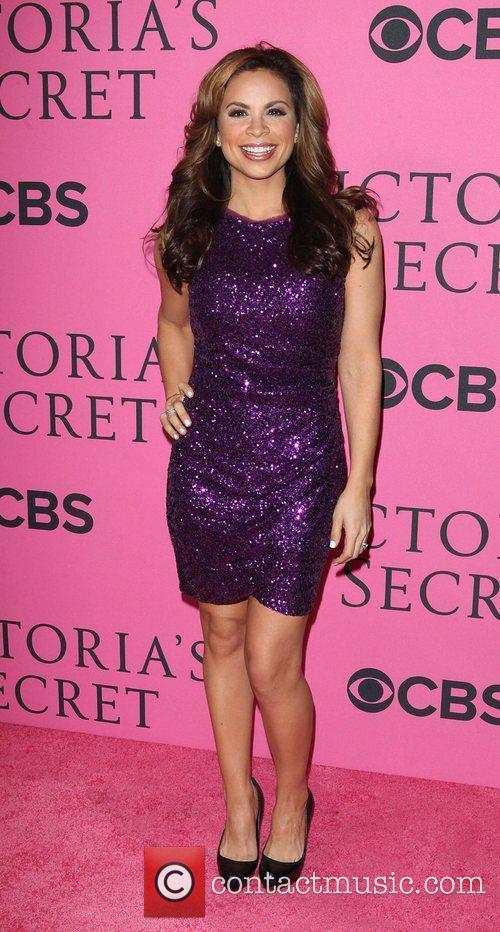 Carolina Bermudez and Victoria's Secret Fashion Show 1