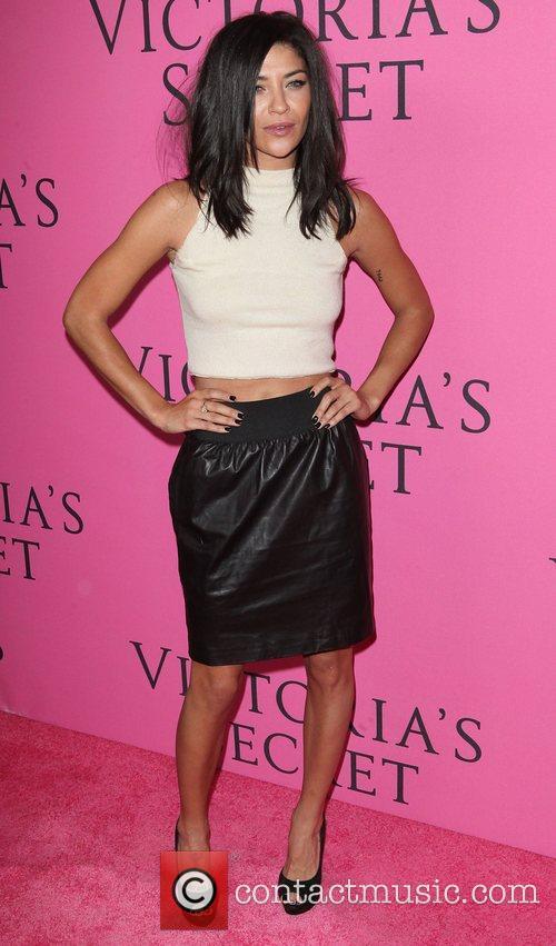 Jessica Szohr and Victoria's Secret Fashion Show 6