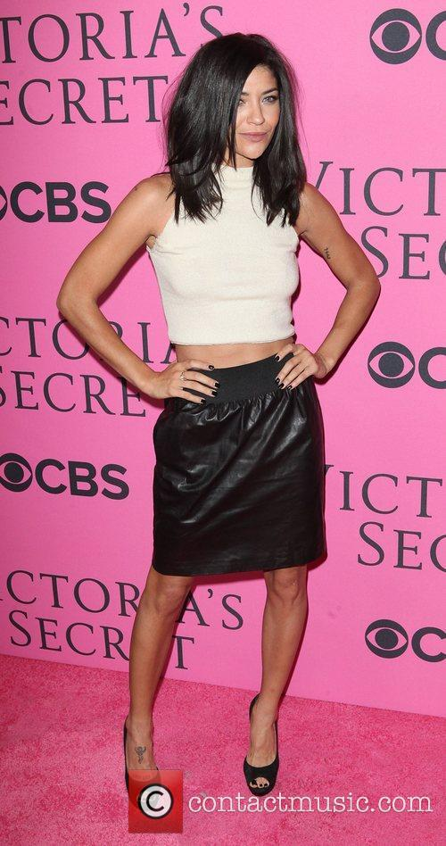 Jessica Szohr and Victoria's Secret Fashion Show 7