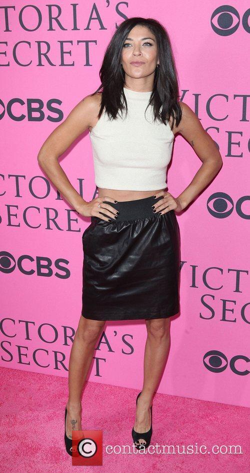 Jessica Szohr and Victoria's Secret Fashion Show 5