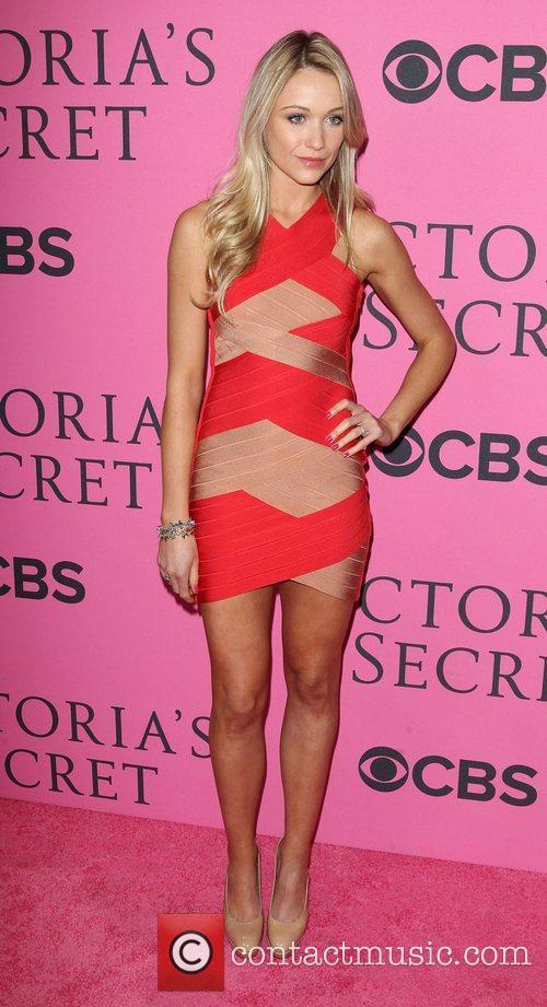 Katrina Bowden and Victoria's Secret Fashion Show 5