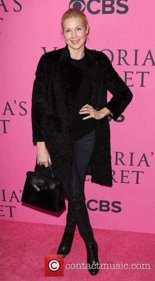 Kelly Rutherford and Victoria's Secret Fashion Show 2
