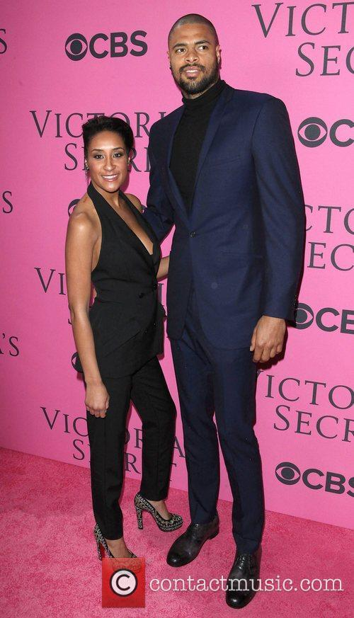 Kimberly Chandler, Tyson Chandler and Victoria's Secret Fashion Show 1