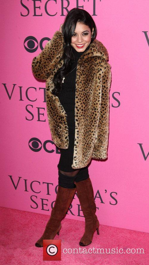 Vanessa Hudgens, Victoria's Secret Fashion Show and Victoria's Secret 4