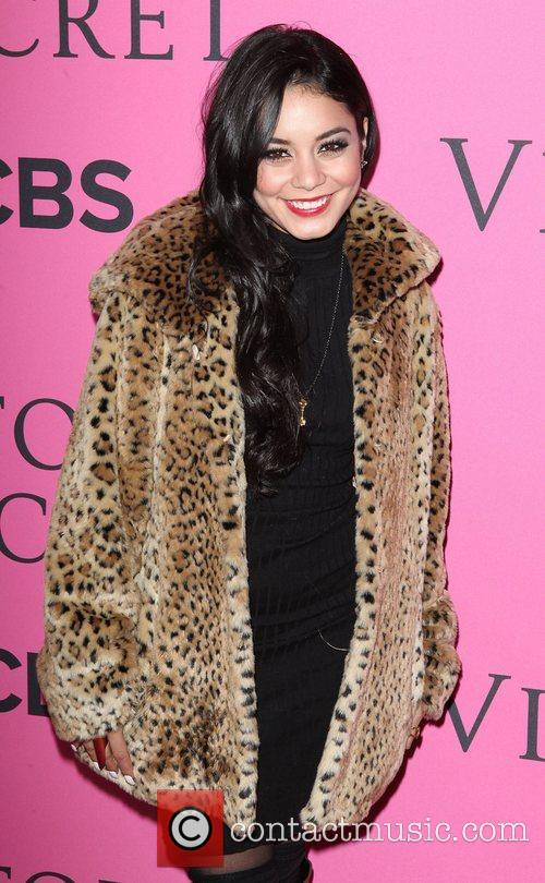 Vanessa Hudgens, Victoria's Secret Fashion Show and Victoria's Secret 6