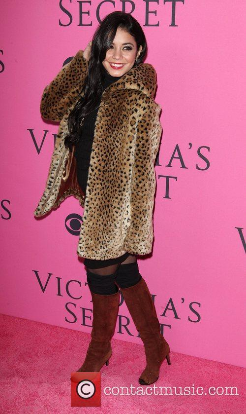 Vanessa Hudgens, Victoria's Secret Fashion Show and Victoria's Secret 3