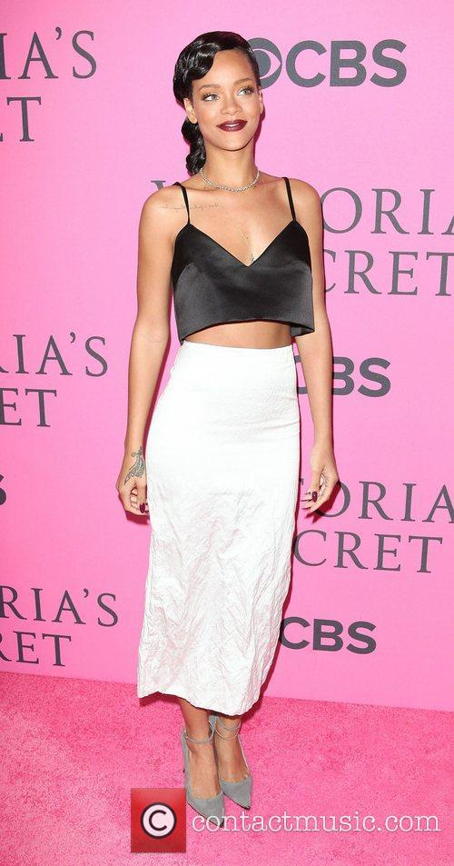 At the 2012 Victoria's Secret Fashion Show at...