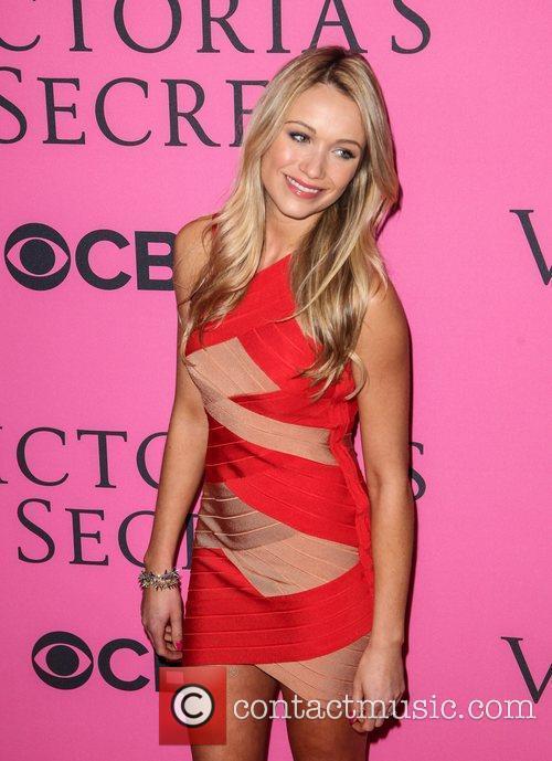 Kristina Bowden and Victoria's Secret Fashion Show 3