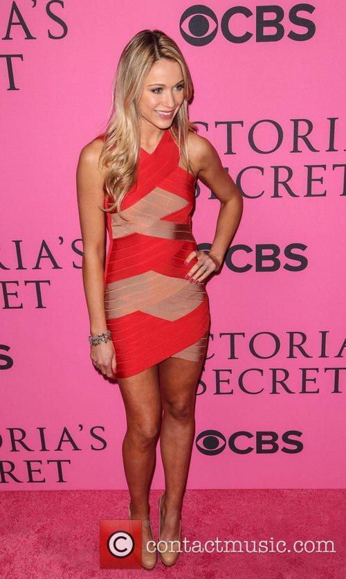 Kristina Bowden and Victoria's Secret Fashion Show 1
