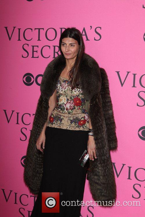 Giovanna Battaglia and Victoria's Secret Fashion Show 10