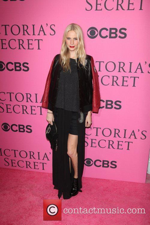 Poppy Delevingne and Victoria's Secret Fashion Show 11
