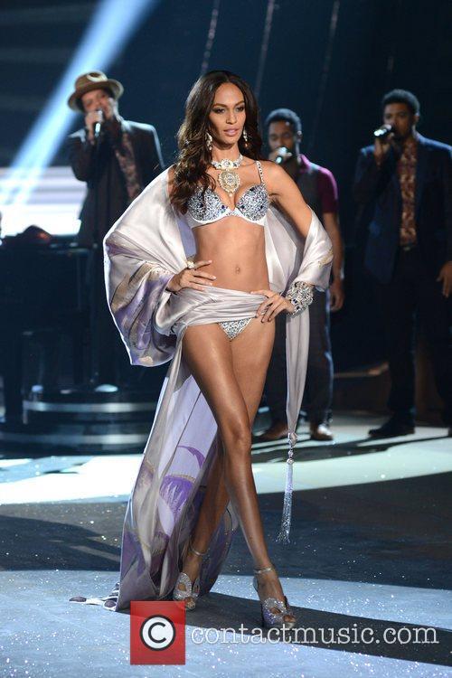 Joan Smalls  ,Victoria's Secret Fashion Show at...