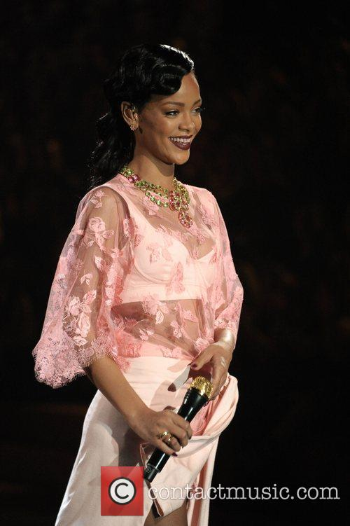 Rihanna and Victoria's Secret Fashion Show 2