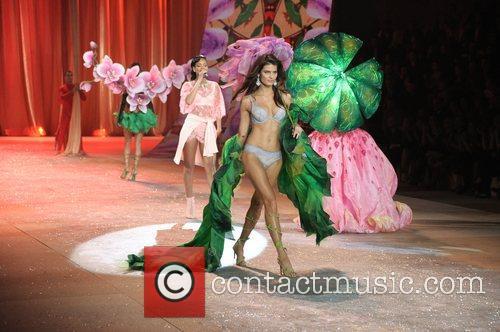 Victoria Secret Model and Victoria Secret 8