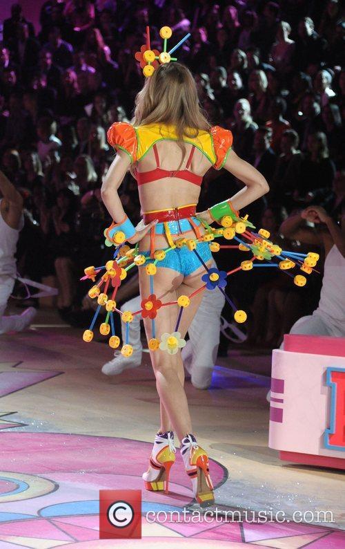 Victoria Secret Model and Victoria Secret 2