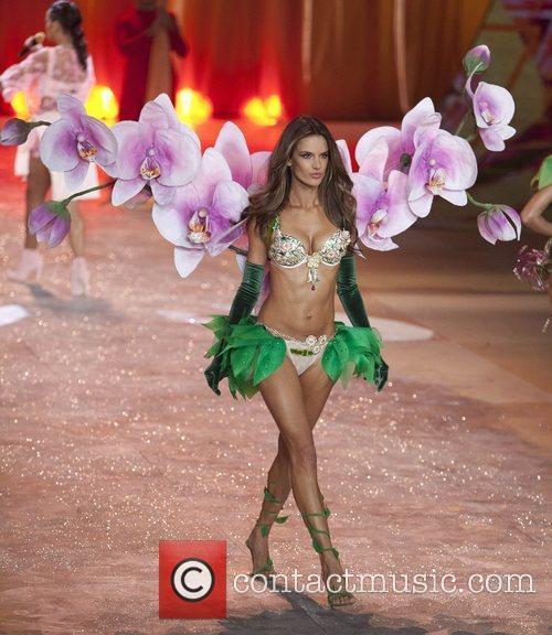 Alessandra Ambrosio's $2.5 million jewelled-bra