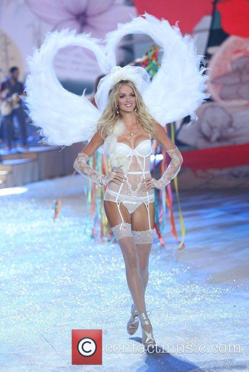 The Victoria's Secret Fashion Show at the Lexington...