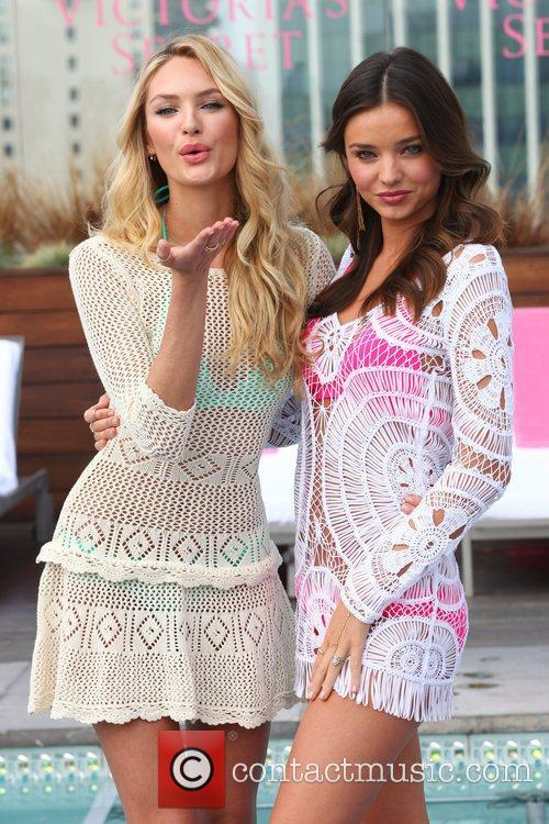 Candice Swanepoel, Miranda Kerr and Victoria's Secret 4