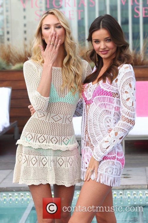Candice Swanepoel, Miranda Kerr and Victoria's Secret 12